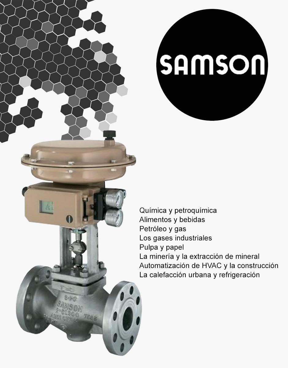 Samson-post